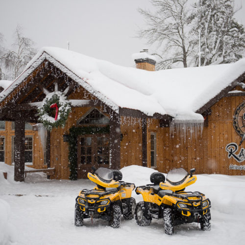 quad rabaska lodge