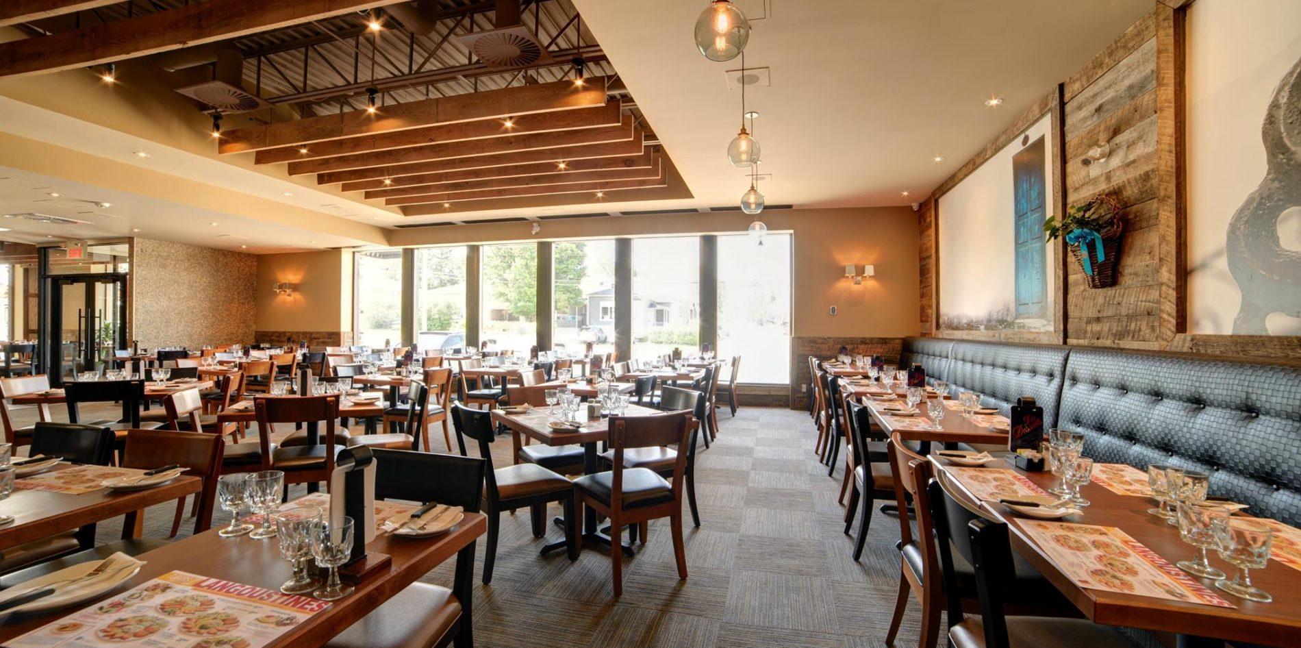 salle à manger, restaurant, au vieux duluth