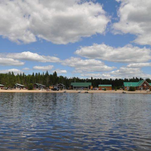 Lac pourvoirie