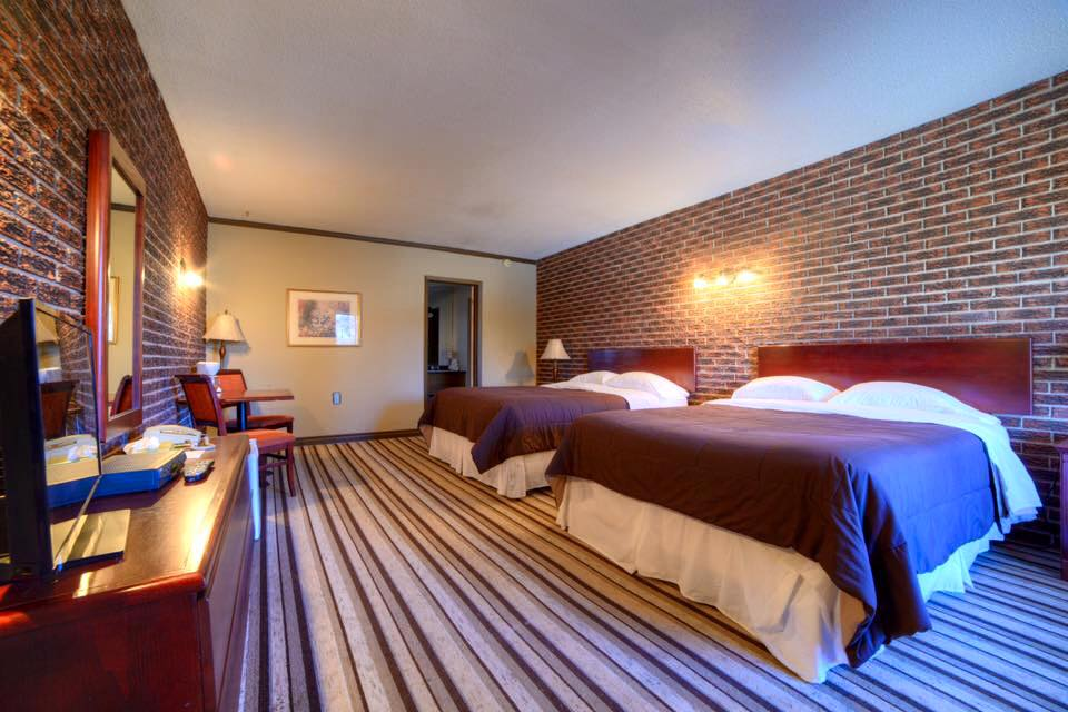 chambre, hôtel