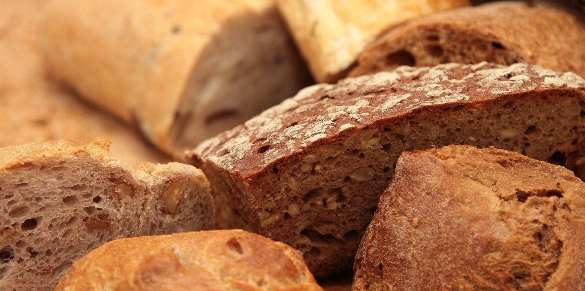 Plusieurs sortes de pain