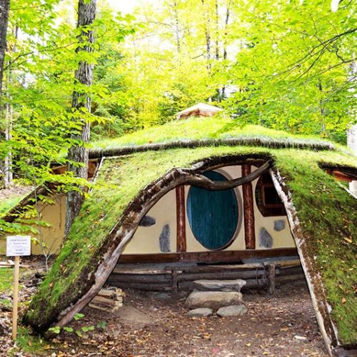 Maison Hobbit été