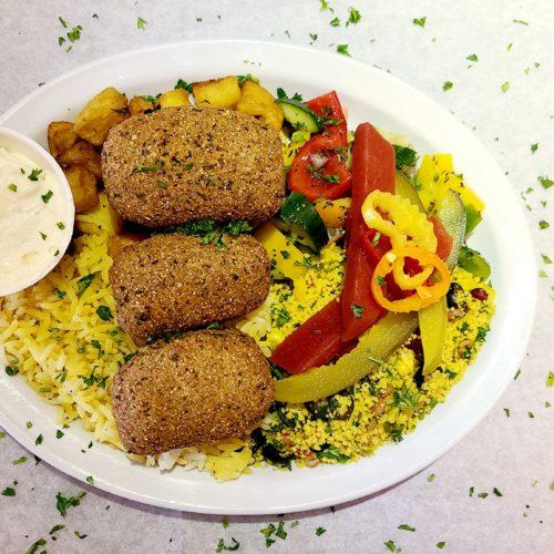falafel, libanais