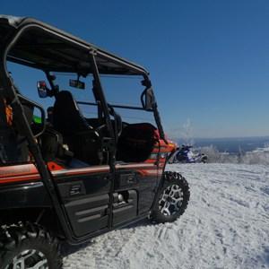 Tourisme Hautes-Laurentides offre des expériences pour la pratique du Quad