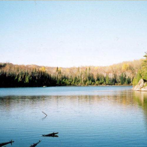 paysage lac