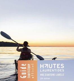 Téléchargez le Guide touristique des Hautes-Laurentides!